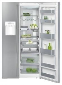 размеры холодильника сайд бай сайд